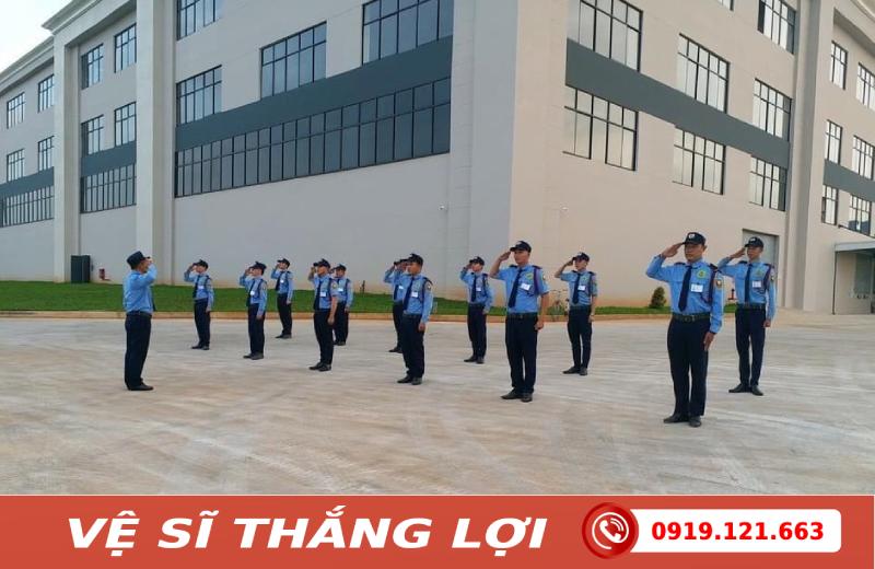 Thắng Lợi Security sự lựa chọn tốt nhất cho doanh nghiệp tại Long An