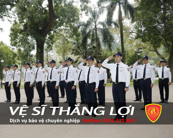 Cung cấp dịch vụ bảo vệ tại Hóc Môn