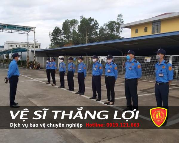Cung cấp dịch vụ bảo vệ tại Tân Uyên